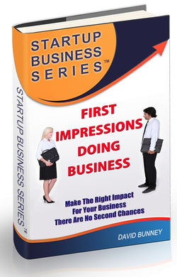 First Impressions Doing Business - INSTANT DOWNLOAD