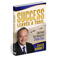 SUCCESS LEAVES A TRAIL - eBook by David Bunney - INSTANT DOWNLOAD