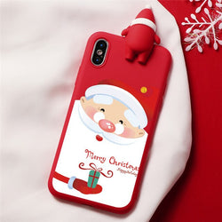 BLACK FRIDAY SALE 48 hour price drop. Christmas Cartoon Case (Delivery 22 days... so hurry)