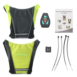 Cycling Vest WITH indicator Signals