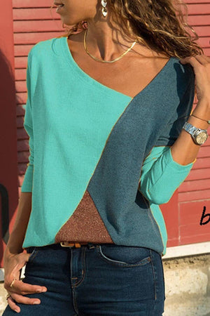 Zeewer Casual Top 4 Colors