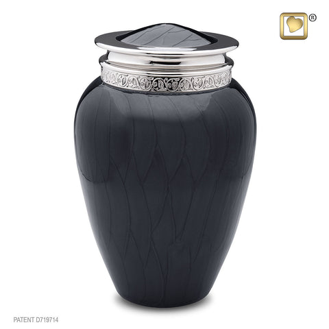 Blessing Midnight Urn