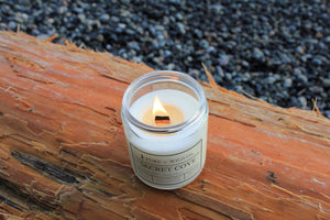 № 03 SECRET COVE - Fir, Saffron, Vanilla, Tobacco, Tonka Bean PURE + WILD CO.