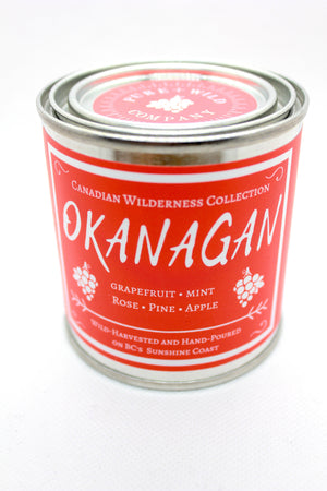 OKANAGAN - Grapefruit, Mint, Rose, Pine, Apple PURE + WILD CO.