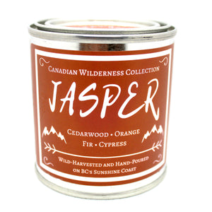 JASPER - Cedarwood, Orange, Fir, Cypress PURE + WILD CO.