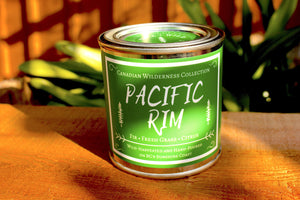 PACIFIC RIM - Fresh Grass, Fir, Citrus, Dry Wood PURE + WILD CO.