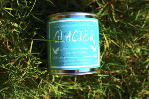 GLACIER - Mint, Juniper Berry, Balsam, Cedar PURE + WILD CO.