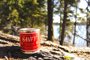 BANFF - Cedarwood, Amber, Fir, Blackberry PURE + WILD CO.