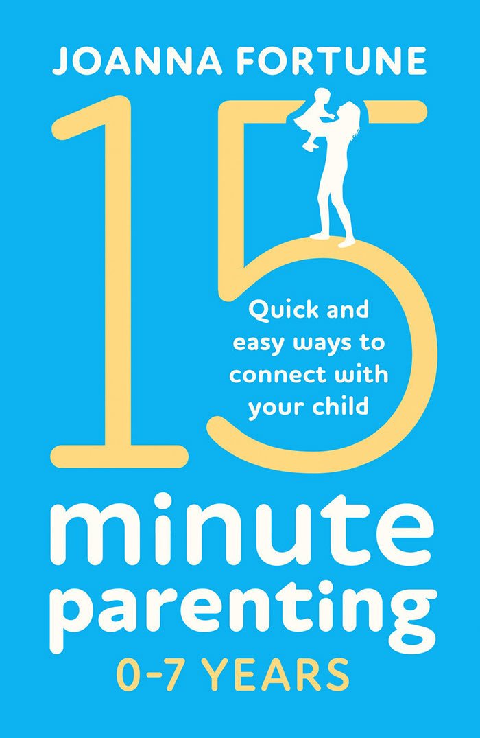 15-Minute Parenting 0–7 Years book cover