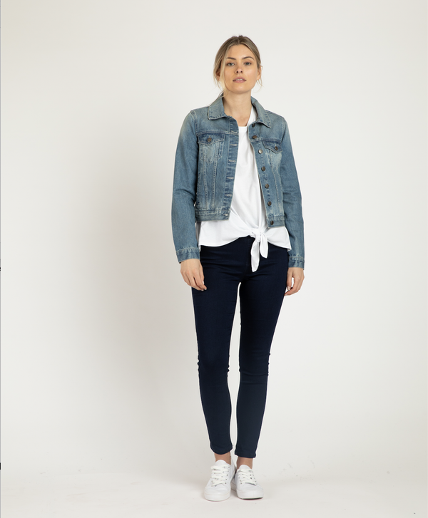Quinn Denim Jacket