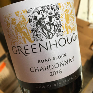 2018 Greenhough Road Block Chardonnay
