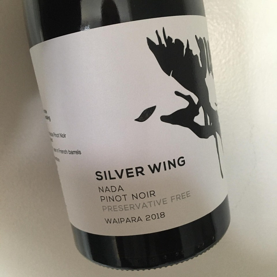 2018 Silver Wing NADA Pinot Noir - CARBONIC