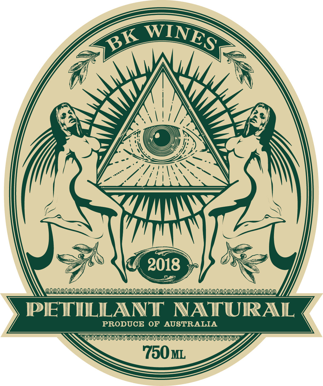 2018 BK Wines Petillant Natural