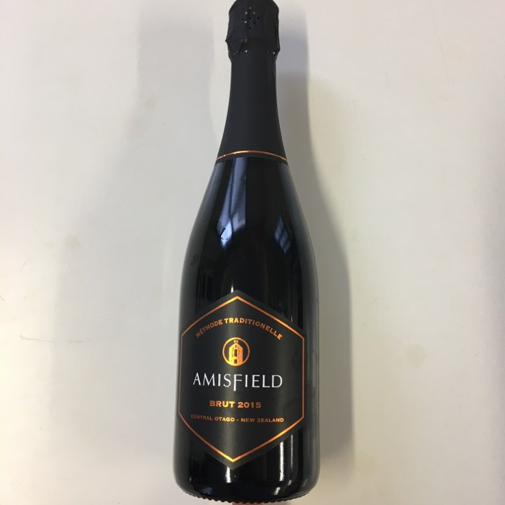 2017 Amisfield Brut Methode Tradionelle
