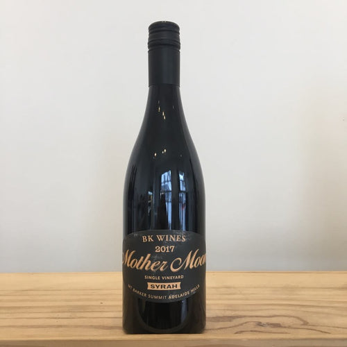 2017 BK Wines Mother Moon Syrah