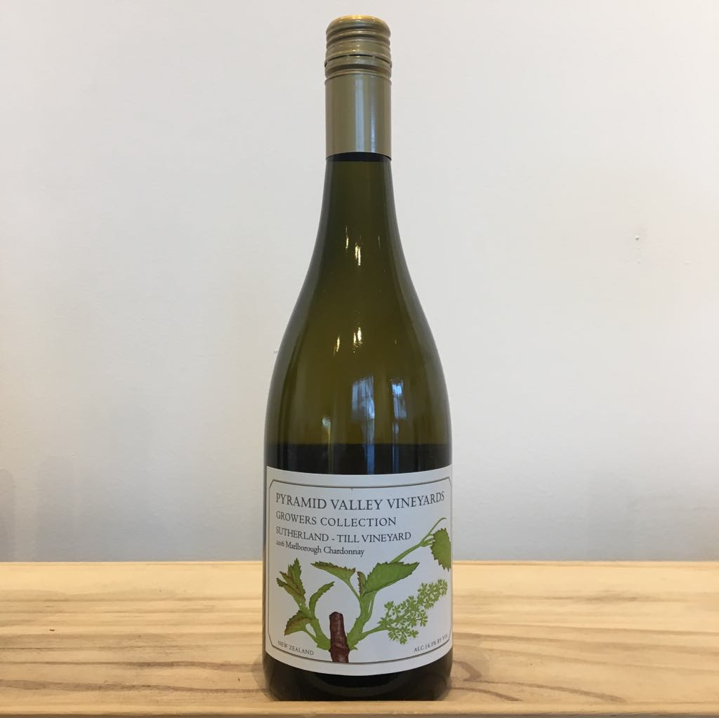 2016 Pyramid Valley Sutherland-Till Vineyard Chardonnay