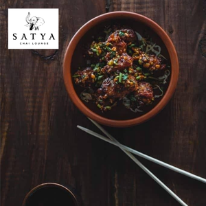 Wild Wine and Fire Dinner @ Satya (2 October)