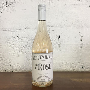 2017 Bertaine Rose