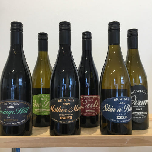 BK Wines Mixed Six Pack