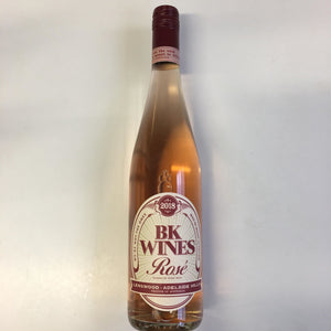 2018 BK Wines Rose