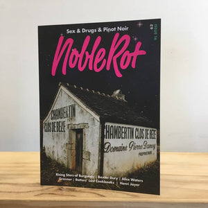 Noble Rot #16: Generation Burgundy