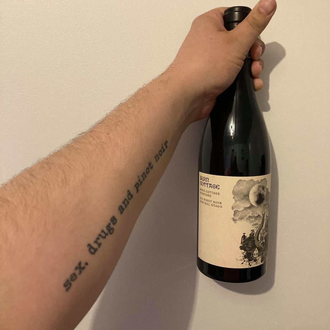 2018 Burn Cottage Pinot Noir