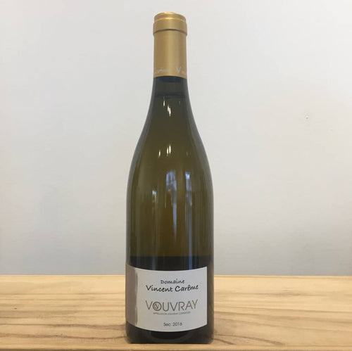 2016 Vincent Careme Vouvuray Sec