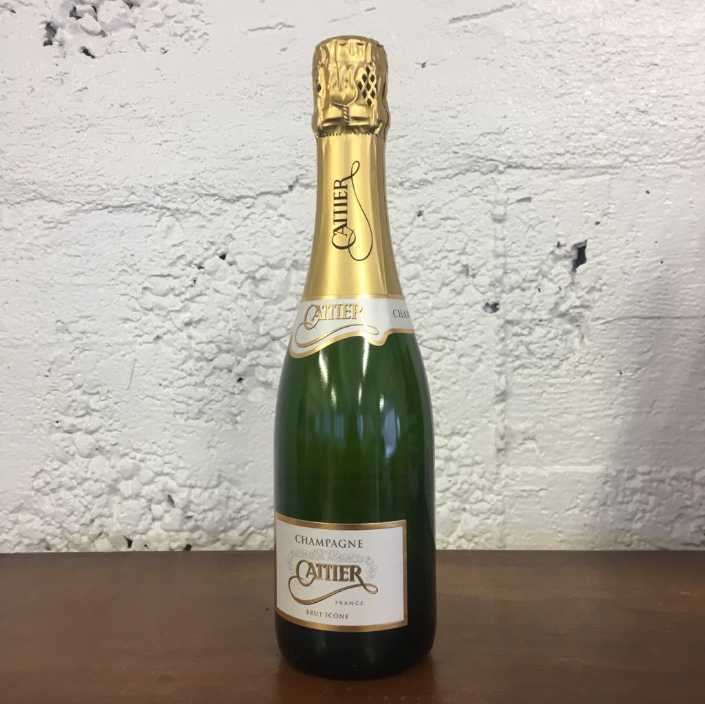 Champagne Cattier Brut Icone 375ml