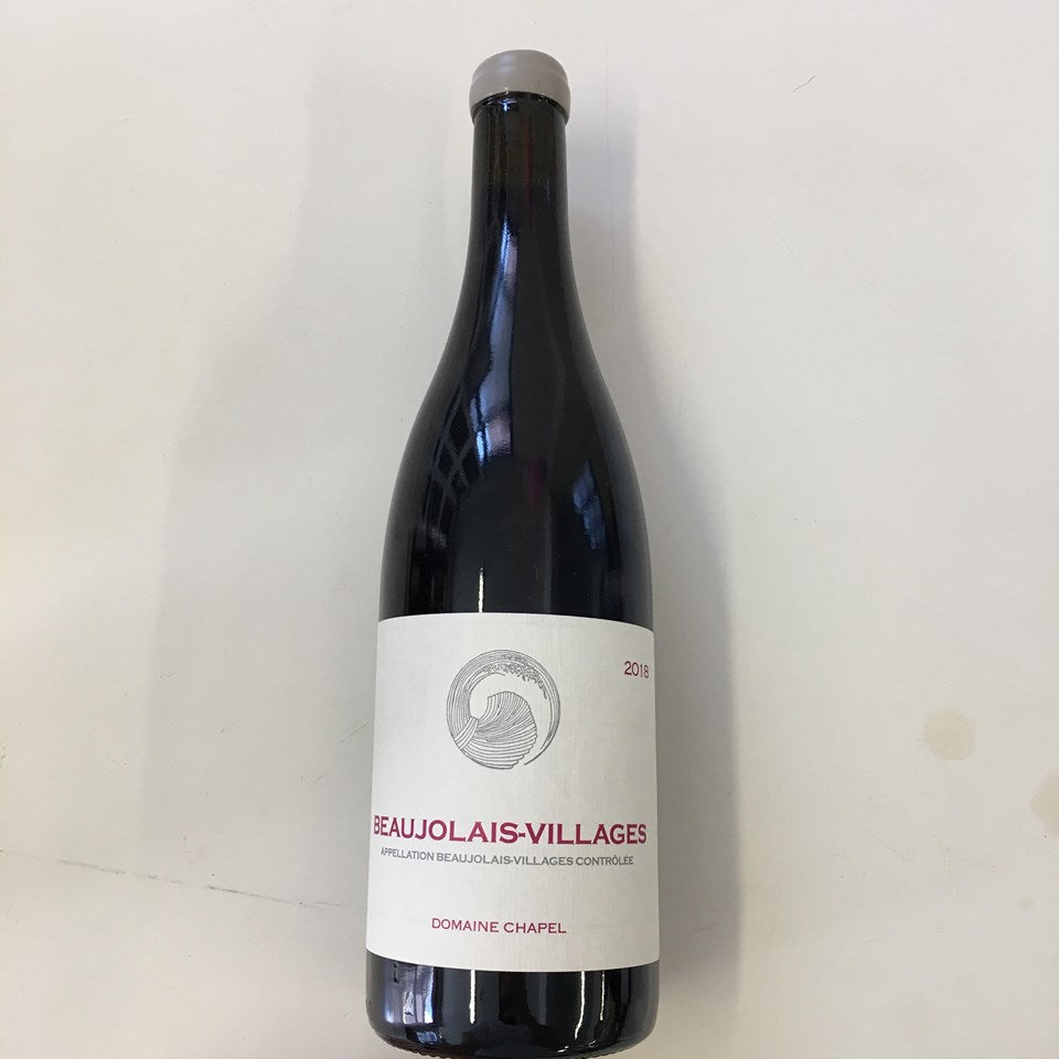 2018 Domain Chapel Beaujolais-Village