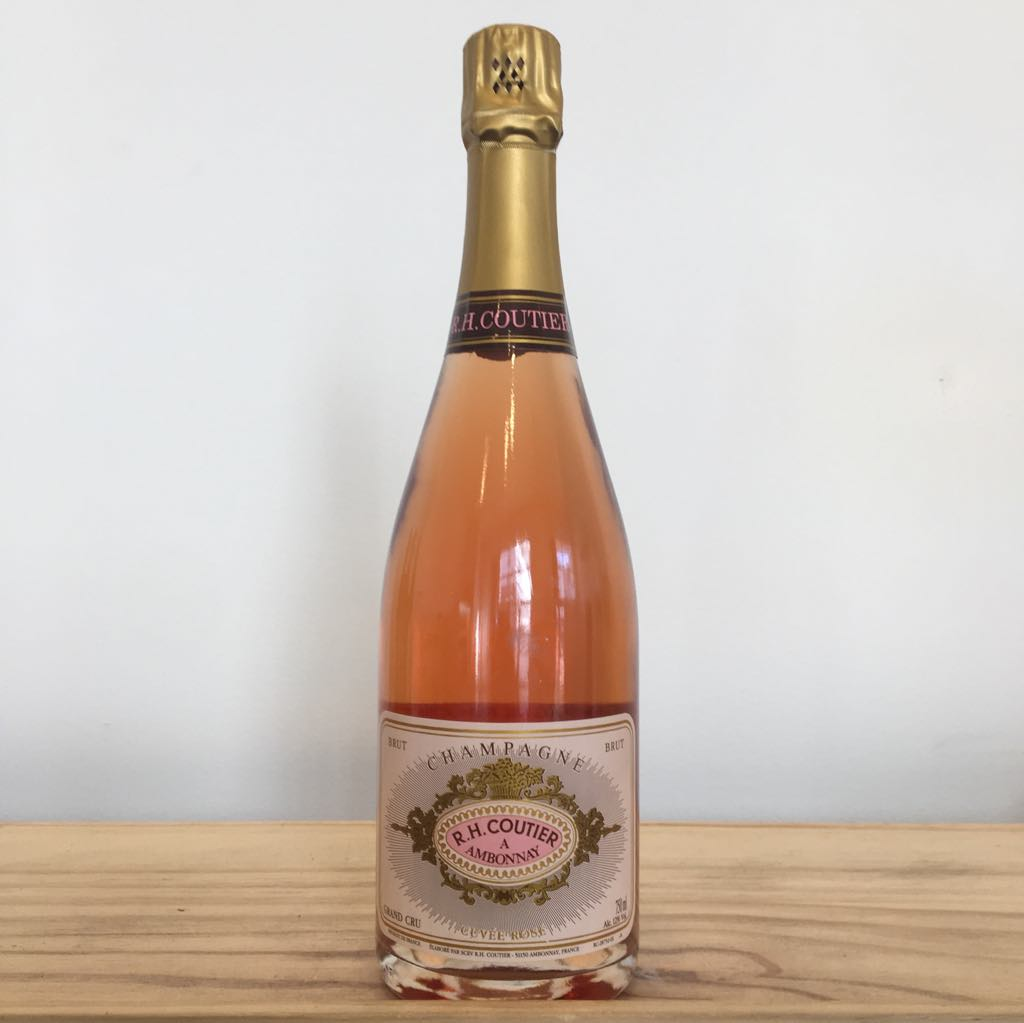 Champagne R.H. Coutier Cuvee Rose