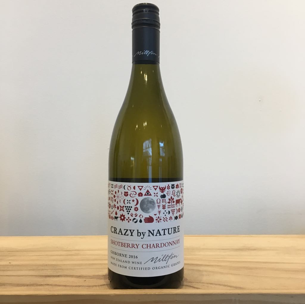 2017 Millton 'Crazy by Nature' Chardonnay