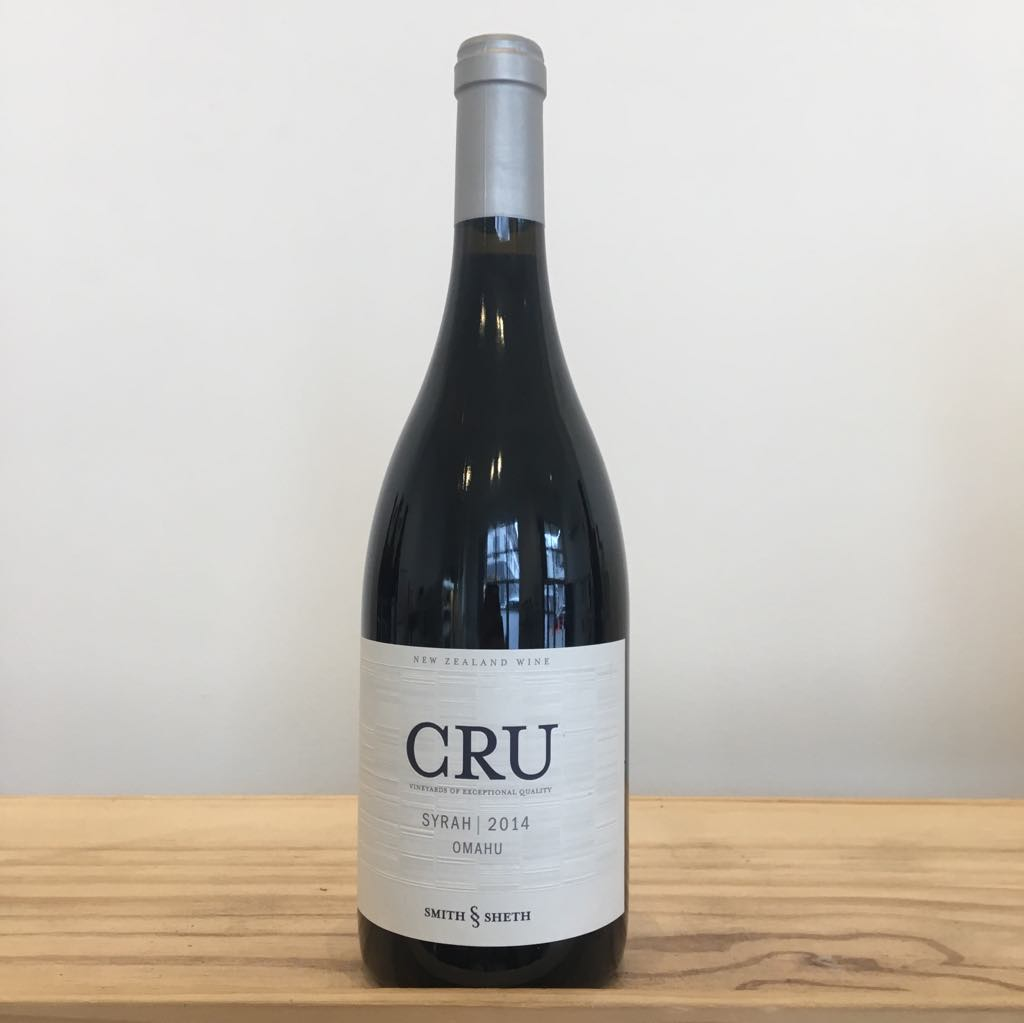 2014 Smith & Sheth CRU Syrah
