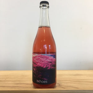 2018 Echoes Fermentation Project 'the line begins to blur' Rose Pet-Nat