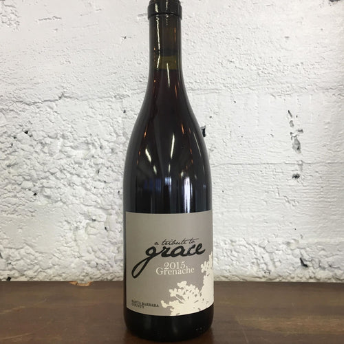 2016 A Tribute to Grace Santa Barbara Country Grenache