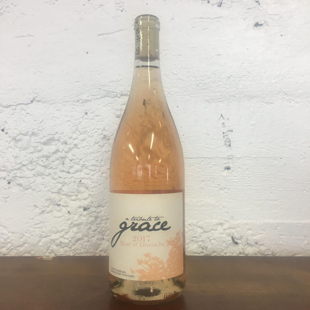 2017 A Tribute to Grace Rose of Grenache