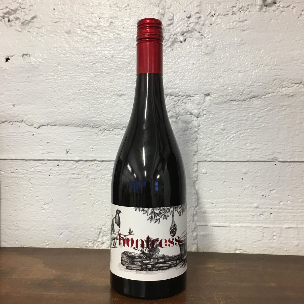 2017 Huntress Pinot Noir