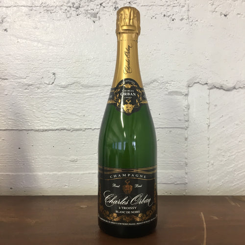 Charles Orban Blanc de Noirs Champagne