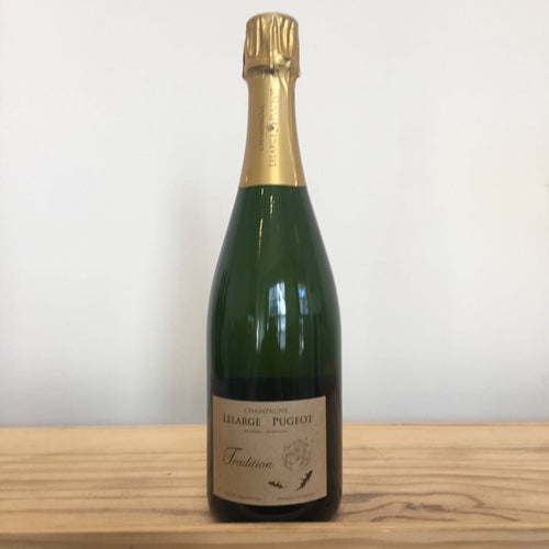 Champagne Lelarge Pugeot Brut Tradition