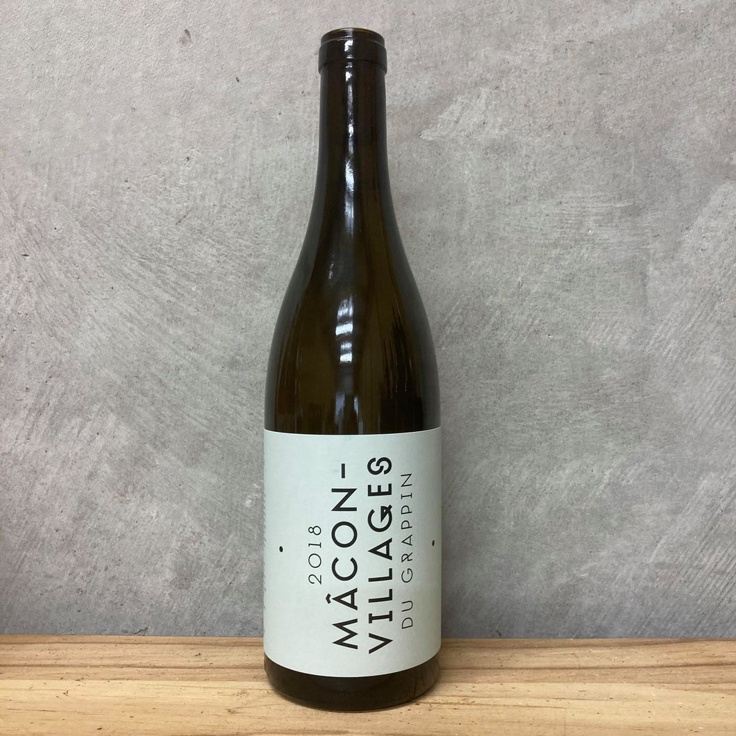 2018 Du Grappin Macon-Villages Blanc