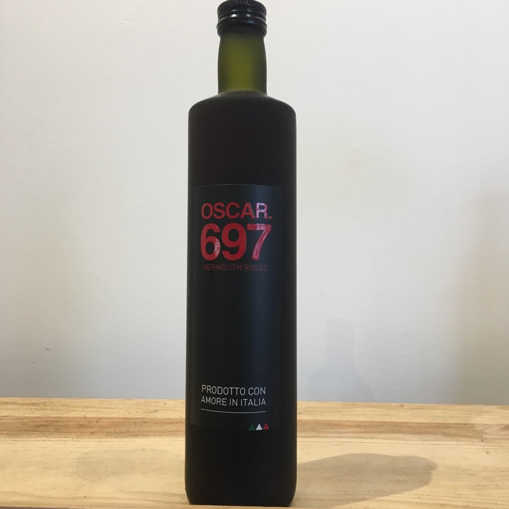 Oscar 697 Red Vermouth