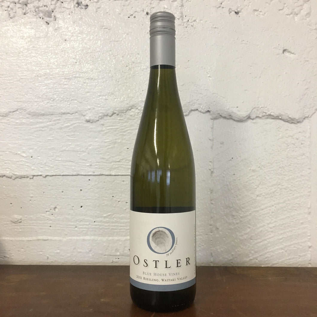 2011 Ostler Blue House Vines Riesling