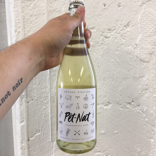 2018 Petane Station x BK Wines Pet Nat