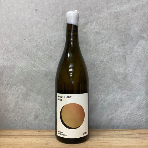 2020 Moonlight Mile 'Polen' Pinot Blanc