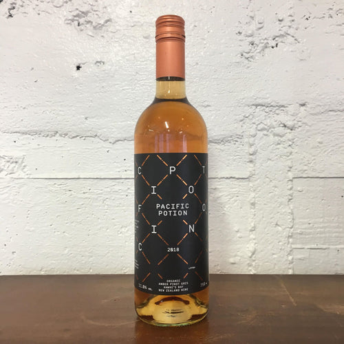 2018 Pacific Potion Amber Pinot Gris