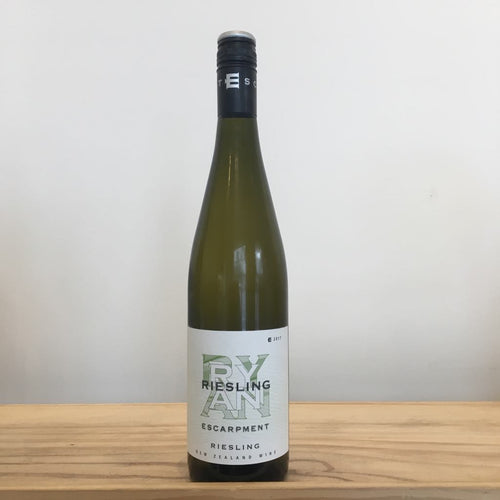 2018 Escarpment RYAN Riesling