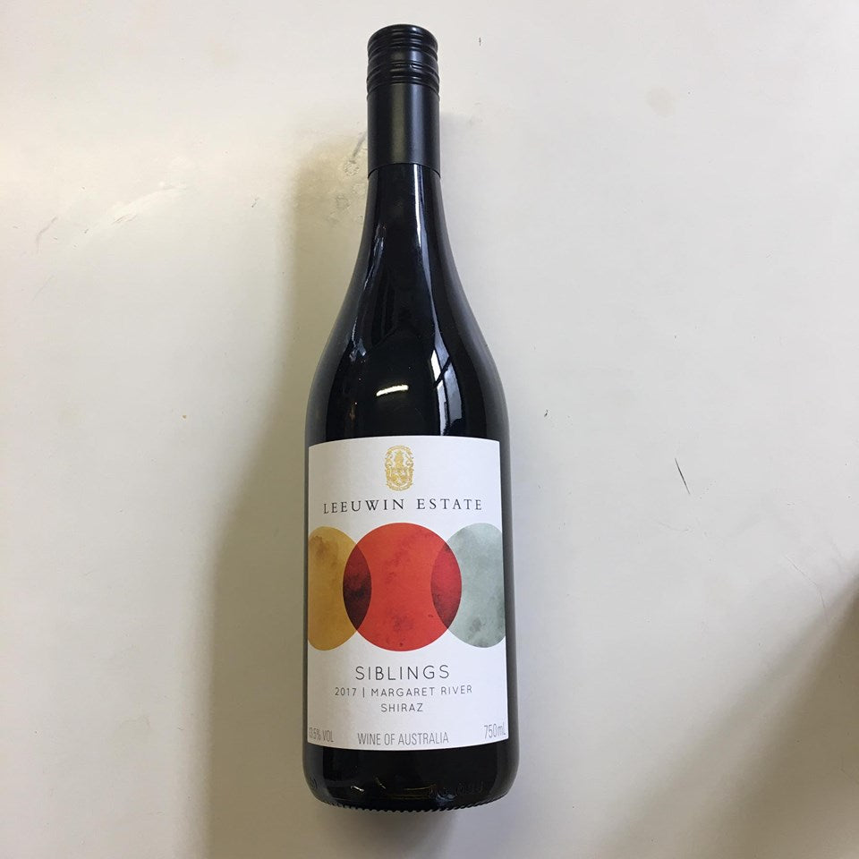 2017 Leeuwin Estate Siblings Shiraz