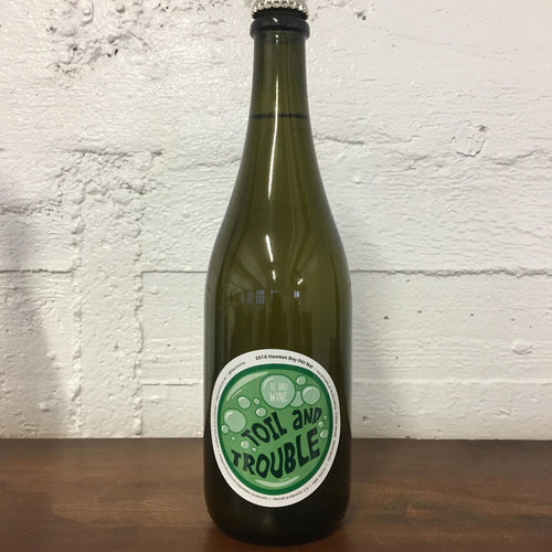 2018 Te Aro Wine Toil and Trouble Pet Nat