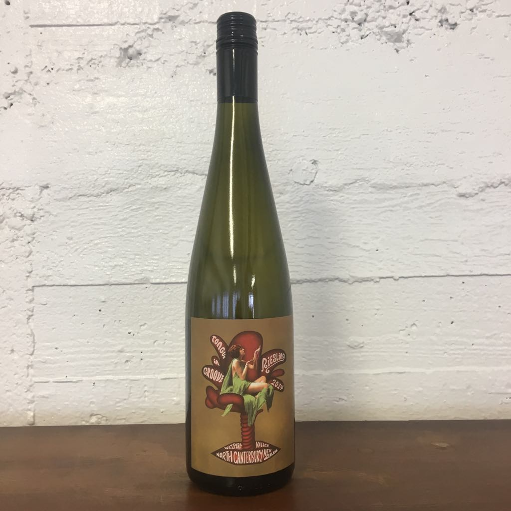 2018 Tongue in Groove 'Little Stomper' Orange Wine