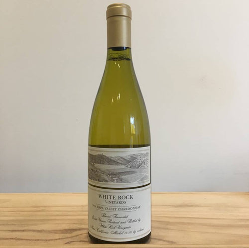 2014 White Rock Napa Valley Chardonnay