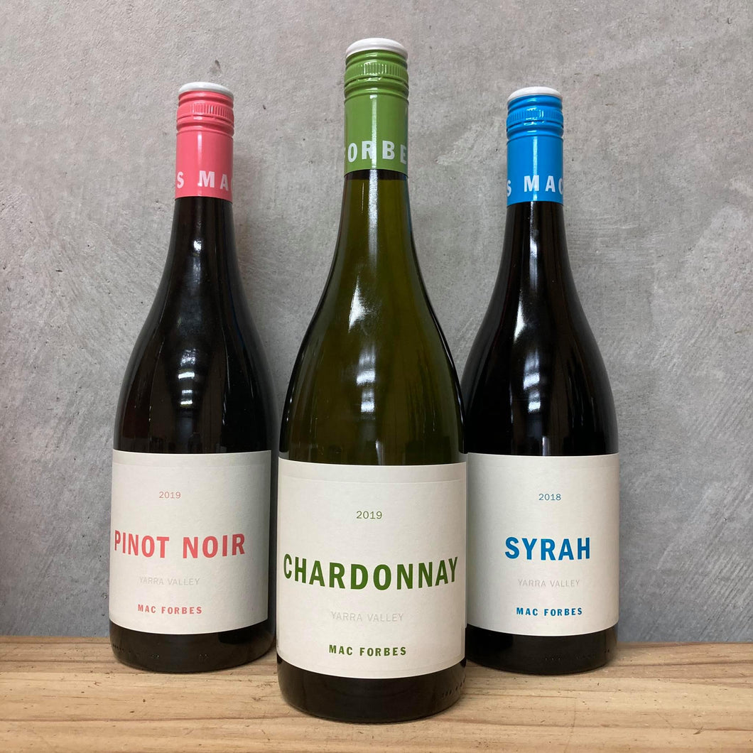 Mac Forbes Yarra Valley Three Pack